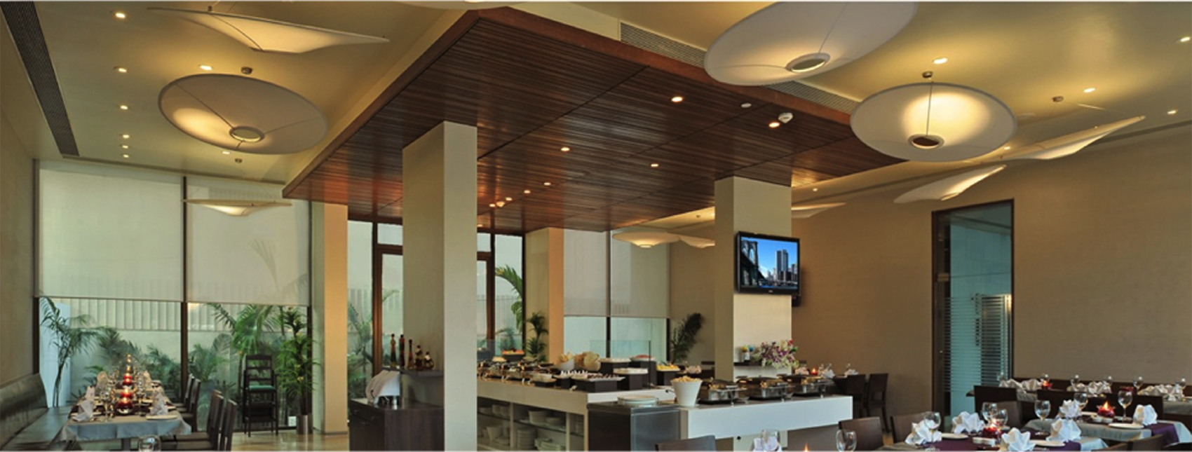 Business Hotel Restaurant