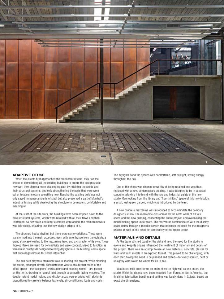 Future Arc SJK Architects
