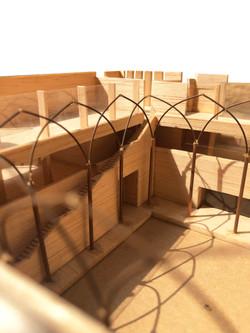 detail architecture model