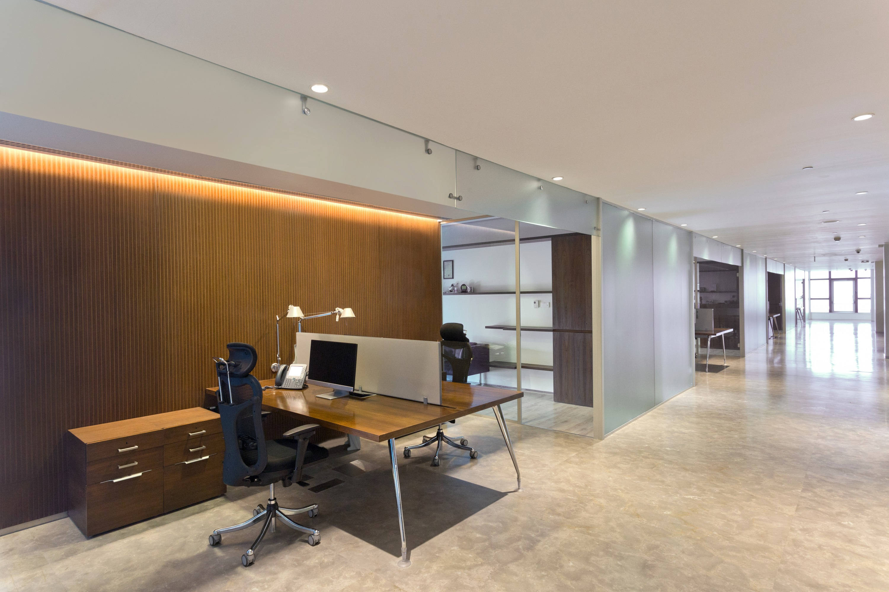 Office workspace design