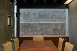 Industrial meeting room design