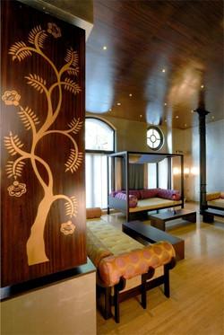 Executive lounge design