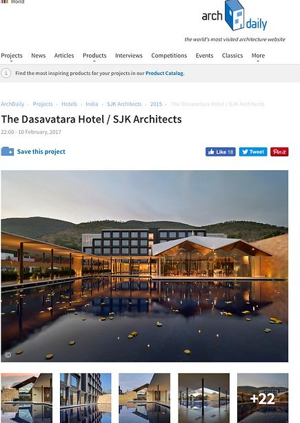SJK Architects Archdaily