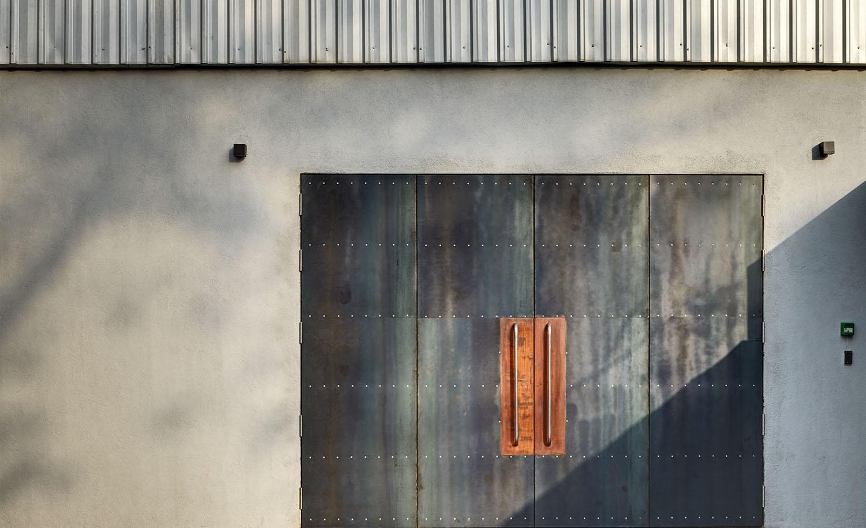 Industrial door design