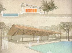 School swimming pool Design
