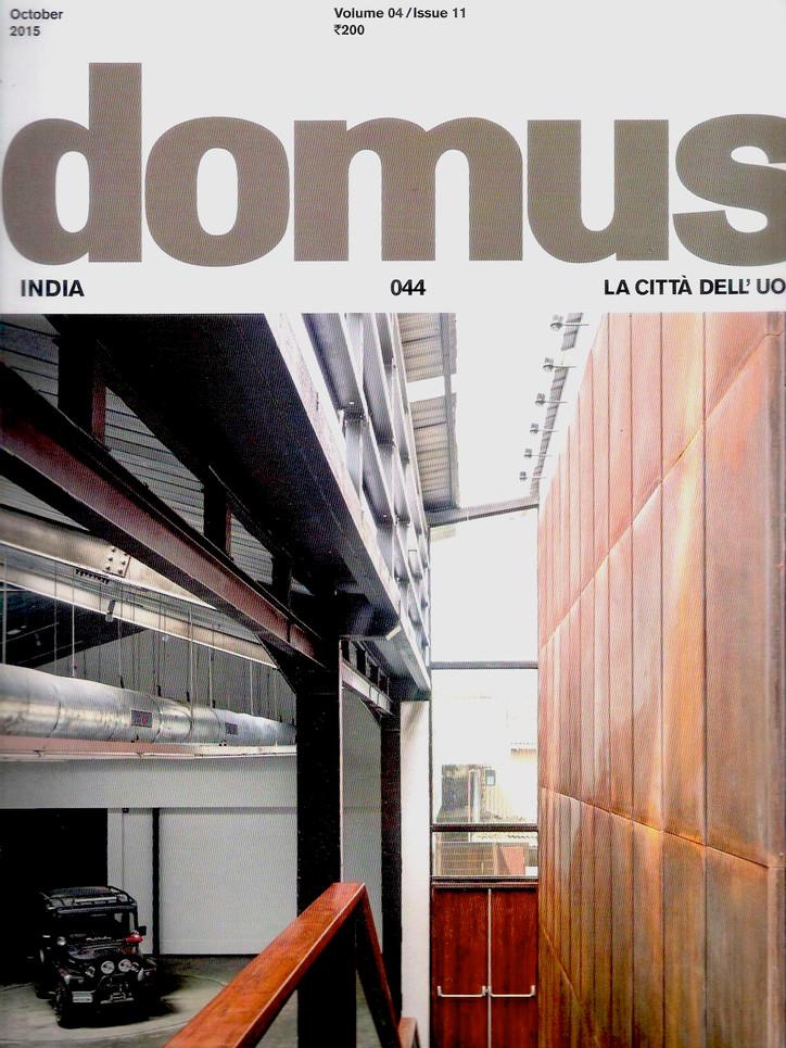 Domus India SJK Architects