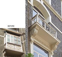 Heritage Building restoration Mumbai