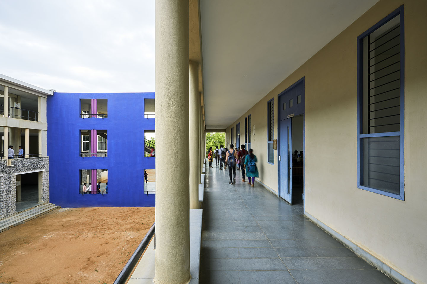 Educational Institute Design India
