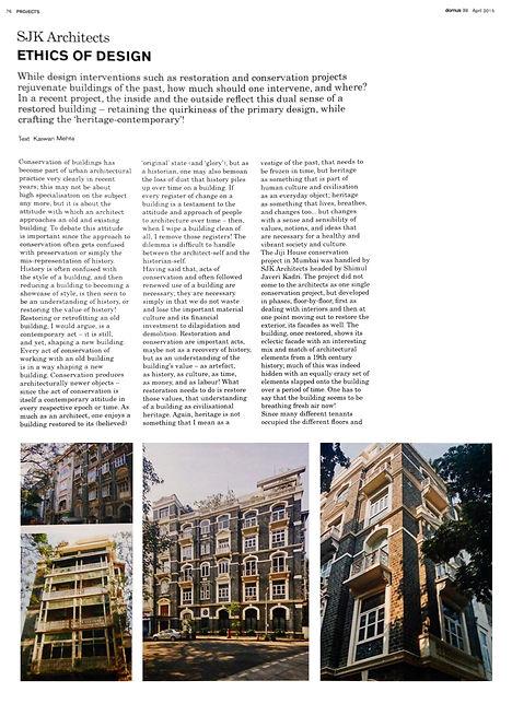 Heritage Restoration Mumbai