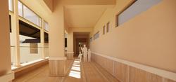 02_first floor corridor
