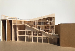 Architecture Section Model