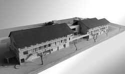 rural community hospital design