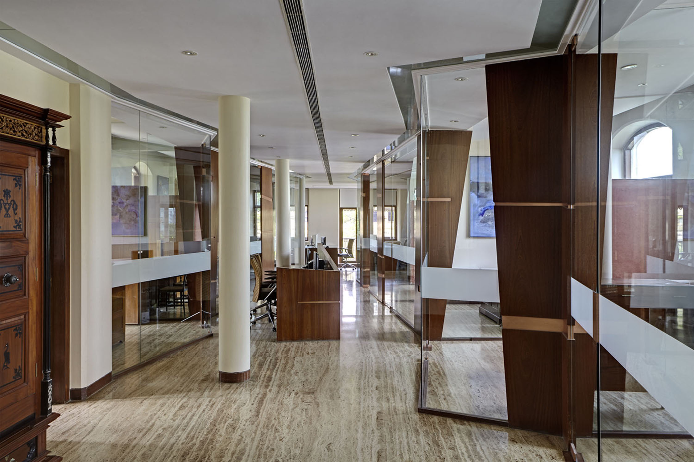 Heritage Office Design Mumbai