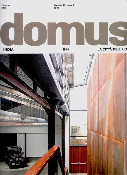 Domus SJK Architects
