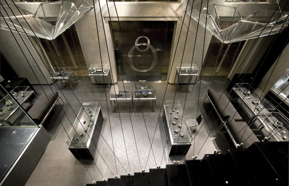 Jewellery store design