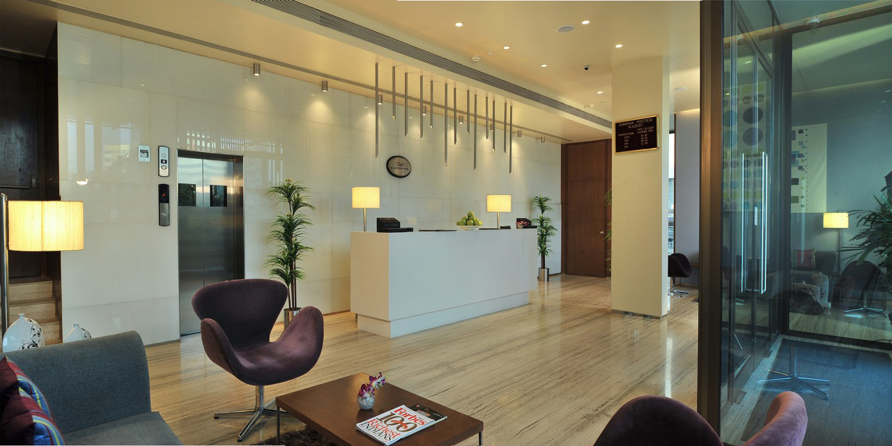 Business Hotel at Rajkot