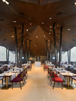 Lotus Cafe Interior Design