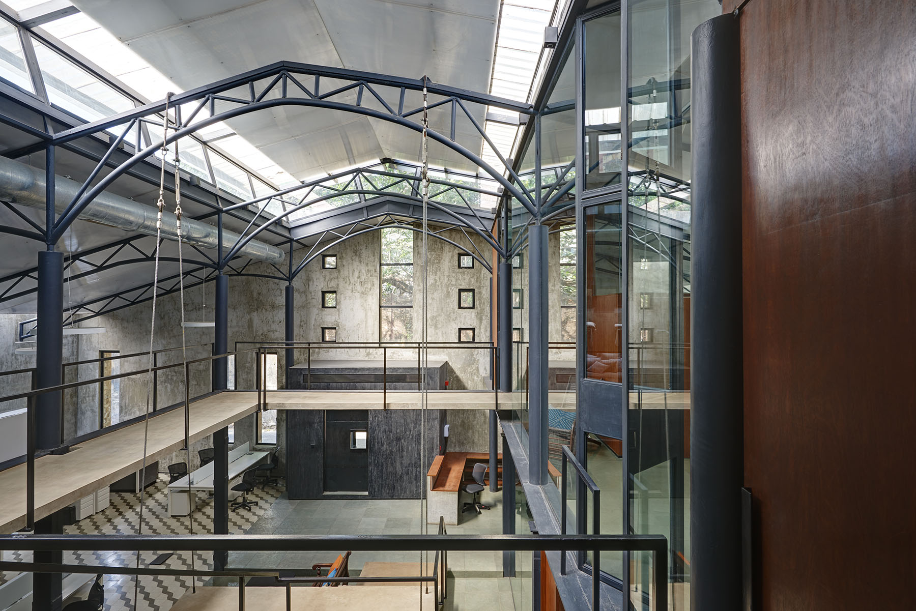 Adaptive Reuse of warehouse