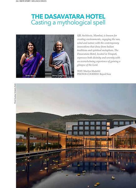 Publication SJK Architects