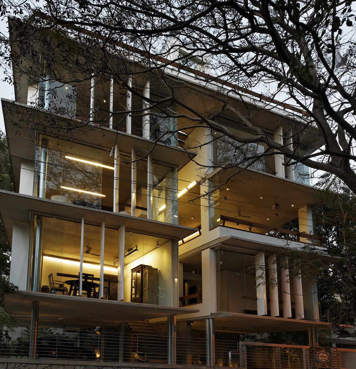 Films office design Bangalore