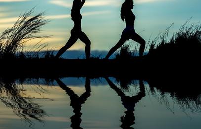 Yoga in the Dunes