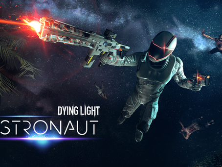 Forces from Outer Space Attack Harran - Clean Up the World of Dying Light in Low Gravity Event