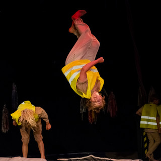 Cirkusartist spinn