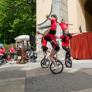 Cirkus enhjuling