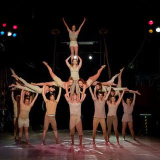 Cirkus pyramid