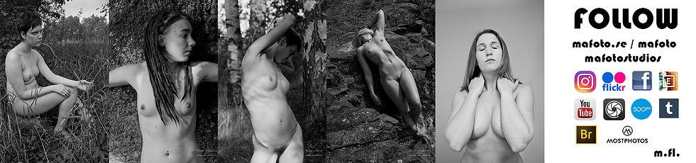 Banner ma-foto, nude, naked, girls, women, female, body, bodypositive, art, fineart, natural