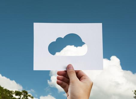 Byte av moln