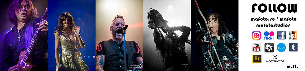 Banner ma-foto, concert, artists, live, music, rock, hard rock