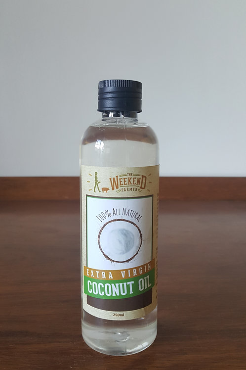 Extra Virgin Coconut Oil
