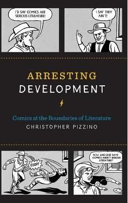 Next week: Arresting Development by Christopher Pizzino