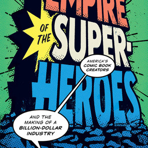 EMPIRE OF THE SUPER-HEROES