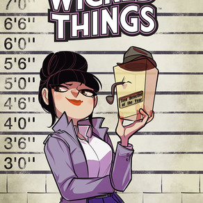 WICKED THINGS, ISSUES #1-6