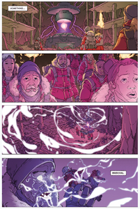 Cities of Magick, Issue #1, page 5, Free/Tempest