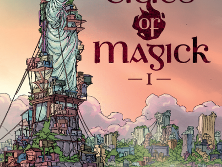 CITIES OF MAGICK, ISSUE #1
