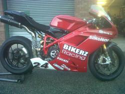 Ducati 1098 'the brute'