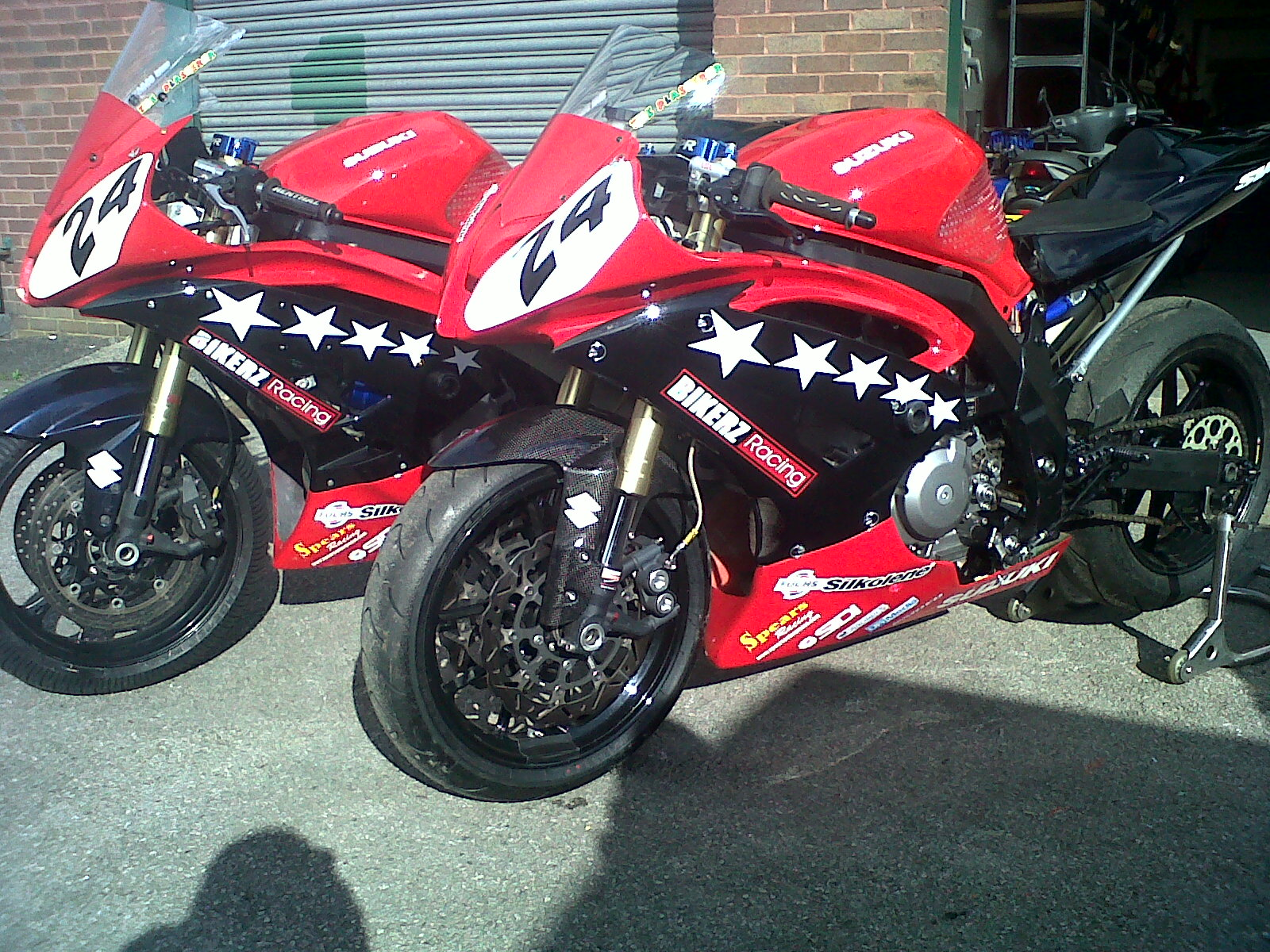 Bikerz Racing SV650 Supertwins