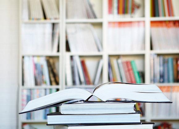 CCCS - PK4 Books