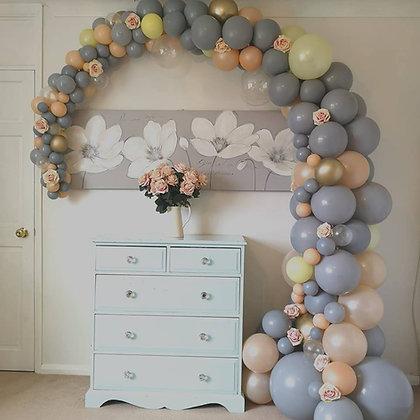 Organic Balloon Arches