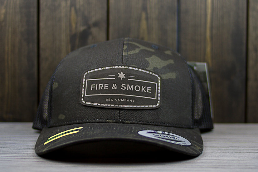 F&S Camo Hat