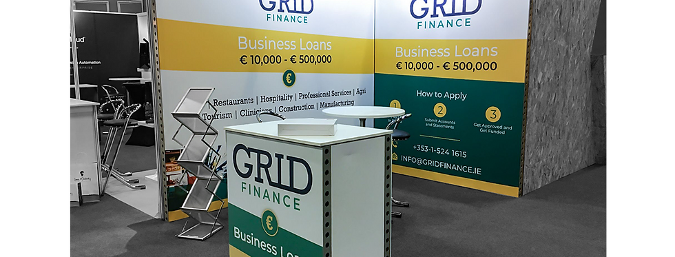 beMatrix - Grid finance