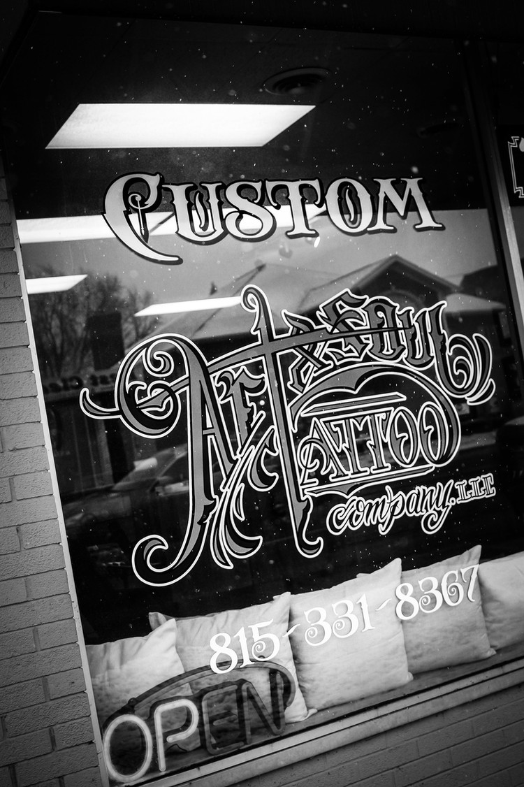 Custom Tattoo Design Mchenry Art And Soul Tattoo Company