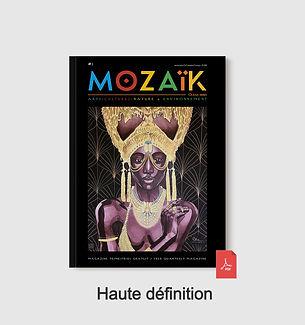 Mozaik #1 - Haute définition