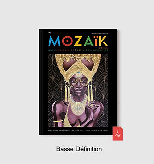 Mozaïk #1 - Basse définition