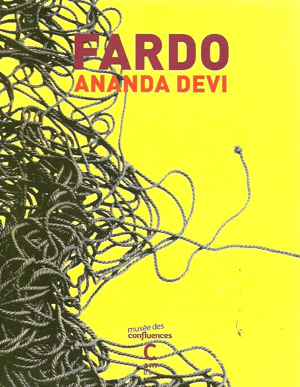 """Couverture """"Fardo"""""""