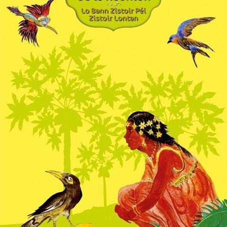 """SORTIE LIVRE : """"Les contes et légendes de l'Ile de la Réunion"""""""