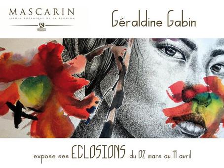 EXPOSITION : Géraldine Gapin
